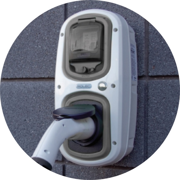 Electric Car Charging Points by Go Electric
