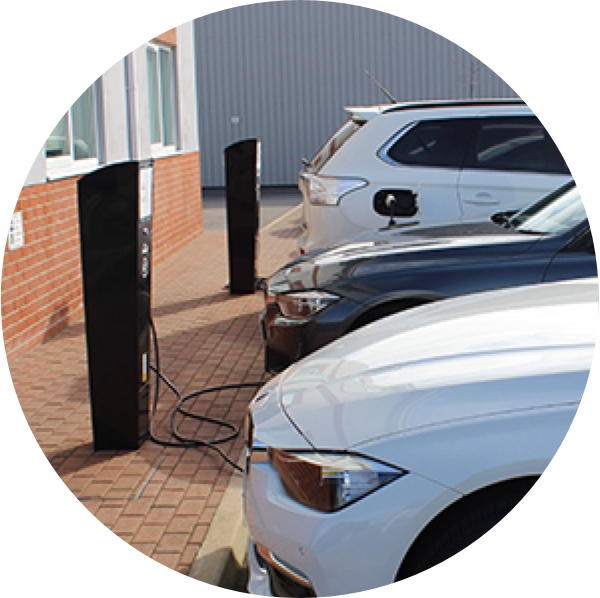 Workplace Electric Vehicle Charging