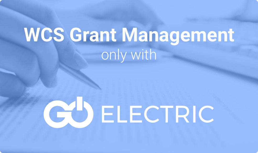 workplace charging scheme grant from Go Electric